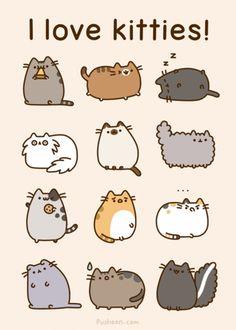cats gifs tumblr pusheen ilovecats