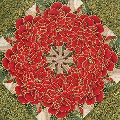 Kaleidoscope Stack 'N Whack Quilt Block