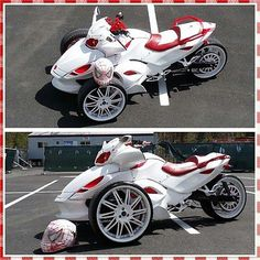 Custom Can Am Spyder Pictures