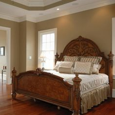 Related To Techo Drywall Con Molduras Decorativas Grupo Ceiling Feng Shui Your Life, How To Feng Shui Your Home, Relaxing Master Bedroom, Master Bedroom Design, Master Bedrooms, Bedroom Designs, Master Suite, Feng Shui Bed Position, Bed Placement