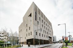 Birmingham Conservatoire's million teaching and performance facility is the first of its kind in the digital age and is the perfect fusion of traditional and contemporary. Birmingham, Multi Story Building, Images