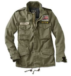 Barbour Causal Thunder Jacket
