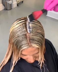 Amazing😍😍 Amazing😍😍 By: Short Hairstyles For Thick Hair, Pretty Hairstyles, Hairstyles For Seniors, Female Hairstyles, Hairstyles 2018, Hair Style Image Man, Pretty Hair Cuts, Peach Hair Colors, Hair With Flair