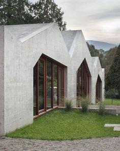 House in Coufignon (Foto: Divulgação)