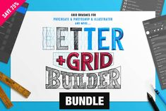 The Builder Bundle - Save 25% by Ian Barnard on @creativemarket