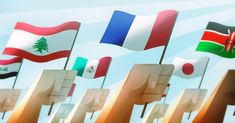 Liberté! Égalité! Fraternité!  #prayforparis #prayforkenya #prayforbaghdad #prayforjapan #日本 #prayformexico #prayforbeirut #prayfortheworld  #illustration #art #design #flags #arexcho #alexcho by arex_cho