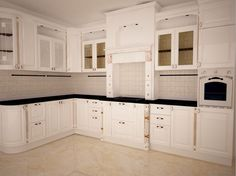 Kitchen set Classic Modern