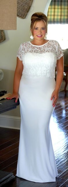 Twice As Nice Dress - Ivory - Perfectly Priscilla Boutique