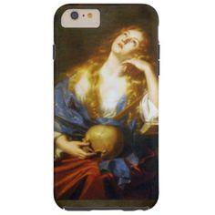 Cool Cute Pretty Girl Tough iPhone 6 Plus Case