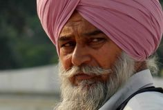 #India #turbante #pink #sikht #photography ©Giorgia Pezzoni