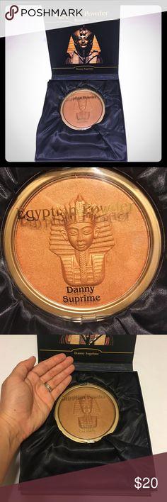 Huge Egyptian Powder. XL bronzing powder Missing brush. Bronzer is amazing!!! nordstrom rack Makeup Bronzer