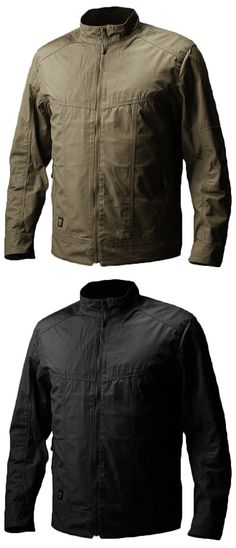 US$48.77 Fall Casual Military Style Solid Stand Collar Tactical Jackets for Men