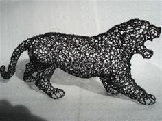 'Plastigrapher' Paul Mahoney redefines 3D art with 3Doodler 3D printing pen