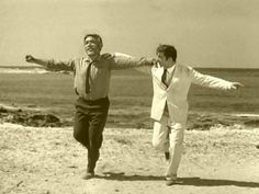 """It was the dancing. When my little boy Dimitri died…and everybody was crying… Me, I got up and I danced. They said, ""Zorba is mad."" But it was the dancing — only the dancing that stopped the pain."" Zorba, in Zorba the Greek"