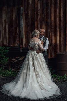 Couple gets surprise wedding-themed photoshoot on anniversary Wedding Photoshoot, Wedding Shoot, Wedding Day, Wedding Dresses, Rustic Wedding, Wedding Anniversary Photos, 60th Anniversary, Surprise Wedding, Elegant Bride