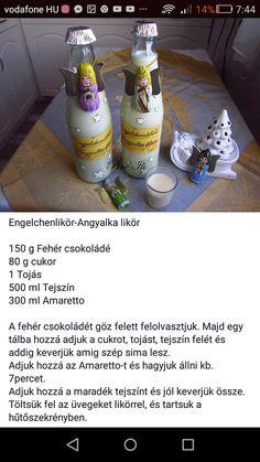 Angyalka likőr Drinks, Smoothie, Drinking, Beverages, Drink, Smoothies, Beverage