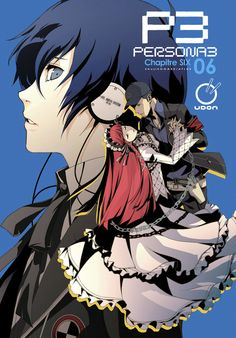 Persona 3 Vol 06 GN