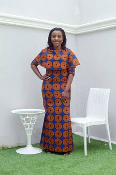 Find Amazing latest african fashion look 8679 African Fashion Designers, Latest African Fashion Dresses, African Print Dresses, African Print Fashion, Africa Fashion, African Dress, Ankara Fashion, African Attire, African Wear