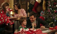himym christmas ted and tracy faith in love how i met your mother