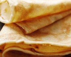 Crêpes végétaliennes : http://www.fourchette-et-bikini.fr/recettes/recettes-minceur/crepes-vegetaliennes.html