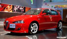Alfa Romeo 147 20 Selespeed