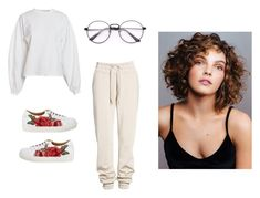 """Mila's casual wear"" by pantsulord on Polyvore featuring Ivy Park and NLY Trend"