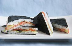 Ellan reseptit: Sushi sandwich