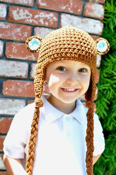 great knitted hats for children