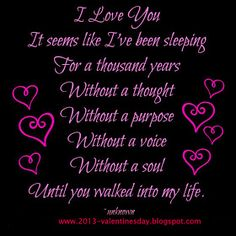 I Love You-Picture And Quotes: I love you Quotes 2013 For valentines day wish