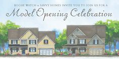 Realtors, joins us for the Savvy Homes model opening celebration, Oct 10, 4-6 PM.