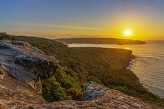 Sunrise Over North Head