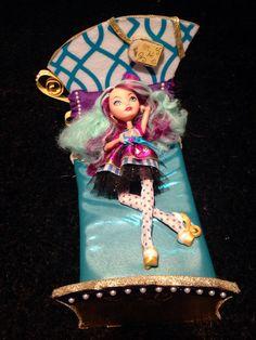DIY Madeline Hatter Ever After High Doll bed