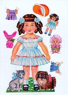 Nini Paper Doll - Maria Varga - Álbumes web de Picasa