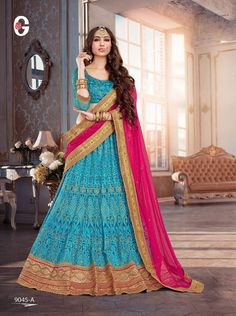 Bridal Lehenga Collection By ZivaExports For More Details Visit www.zivaexports.com