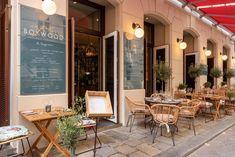 Restaurant, Table Decorations, Wood, Furniture, Home Decor, Food Menu, Home Made, Decoration Home, Woodwind Instrument