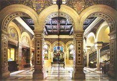 Hotel Alfonso XIII in Sevilla