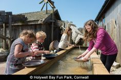 Holywell Bay Fun Park, Cornwall