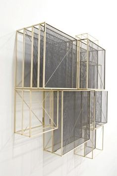 Jesse Durost Born: 1976 in Harrisonburg, Virginia Education: BFA, fine art, The Columbus College of Art and Design 1998 Contemporary Sculpture, Contemporary Artwork, L Wallpaper, Instalation Art, 3d Modelle, Objet D'art, Stage Design, Art Object, Retail Design