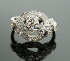 Antique Engagement in Rings - Etsy Jewelry - Page 96