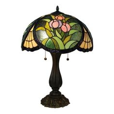 Shop for Amora Lighting Tiffany Style Tulips Design 23-inch Table Lamp. Get free shipping at Overstock.com - Your Online Home Decor Outlet Store! Get 5% in rewards with Club O! - 16351969