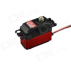 Power HD-3689MG High Speed Servo for 500 Helicopter - Black + Red. Torque (4.8V): 4.2 kg-cm; Torque (6.0V): 4.8 kg-cm; Speed: 0.10 sec (4.8V) / 0.09 sec (6.0V); Operating Voltage??4.8~6.0V DC; Bearing Type: 2 x Ball bearings; Motor Type: Coreless motor; Gear Type: Copper + aluminum; Operating Temperature: -20~60'C; Working frequency: 1520us / 333Hz; Suitable for RC 500 helicopter.. Tags: #Hobbies #Toys #R/C #Toys #Other #Accessories