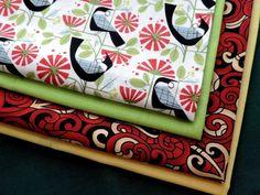 Moko & Birds Kiwiana New Zealand Design Bright Fabrics for Quilts Craft Sewing