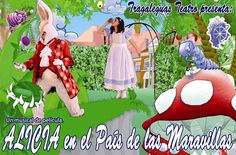 Ya tenemos fecha para ver el musical de Alicia en el País de las Maravillas en Santiago de Compostela.