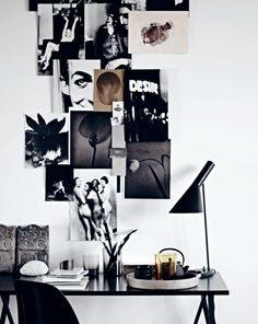 Collage Inspiration. Photo: BY NORD A/W12 catalogue.