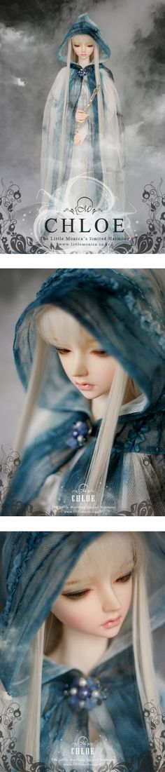 ---- # Gloomy Cloe the First # ---- beautifulest twisted toy * gasps* soooooooo cooool!