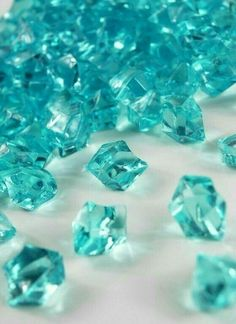 Aquamarine? Yes, please! ^..^