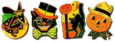 The Vintage Halloween Store: Vintage Beistle Reproductions