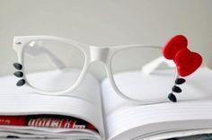 <3 if I wore glasses!