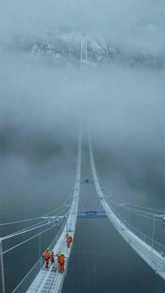 Funny pictures about Norway Sky Bridge. Oh, and cool pics about Norway Sky Bridge. Also, Norway Sky Bridge photos. Places Around The World, Oh The Places You'll Go, Places To Travel, Travel Destinations, Places To Visit, Around The Worlds, Vacation Travel, Vacations, Lofoten