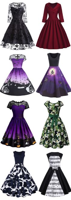 Looking for a Vintage Dress that'll work for all parties.50 more best vintage dresses to inspire yourself.At great prices,Free Shipping Worldwide!